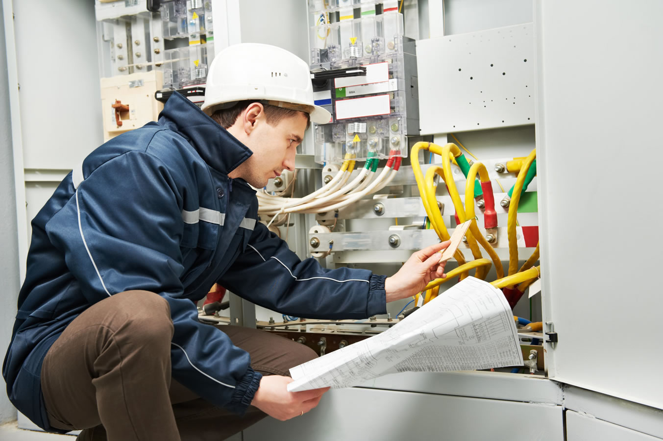 soluciones energéticos e infraestructura eléctrica